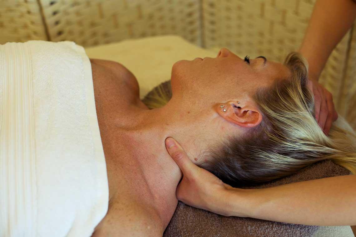 Client massage